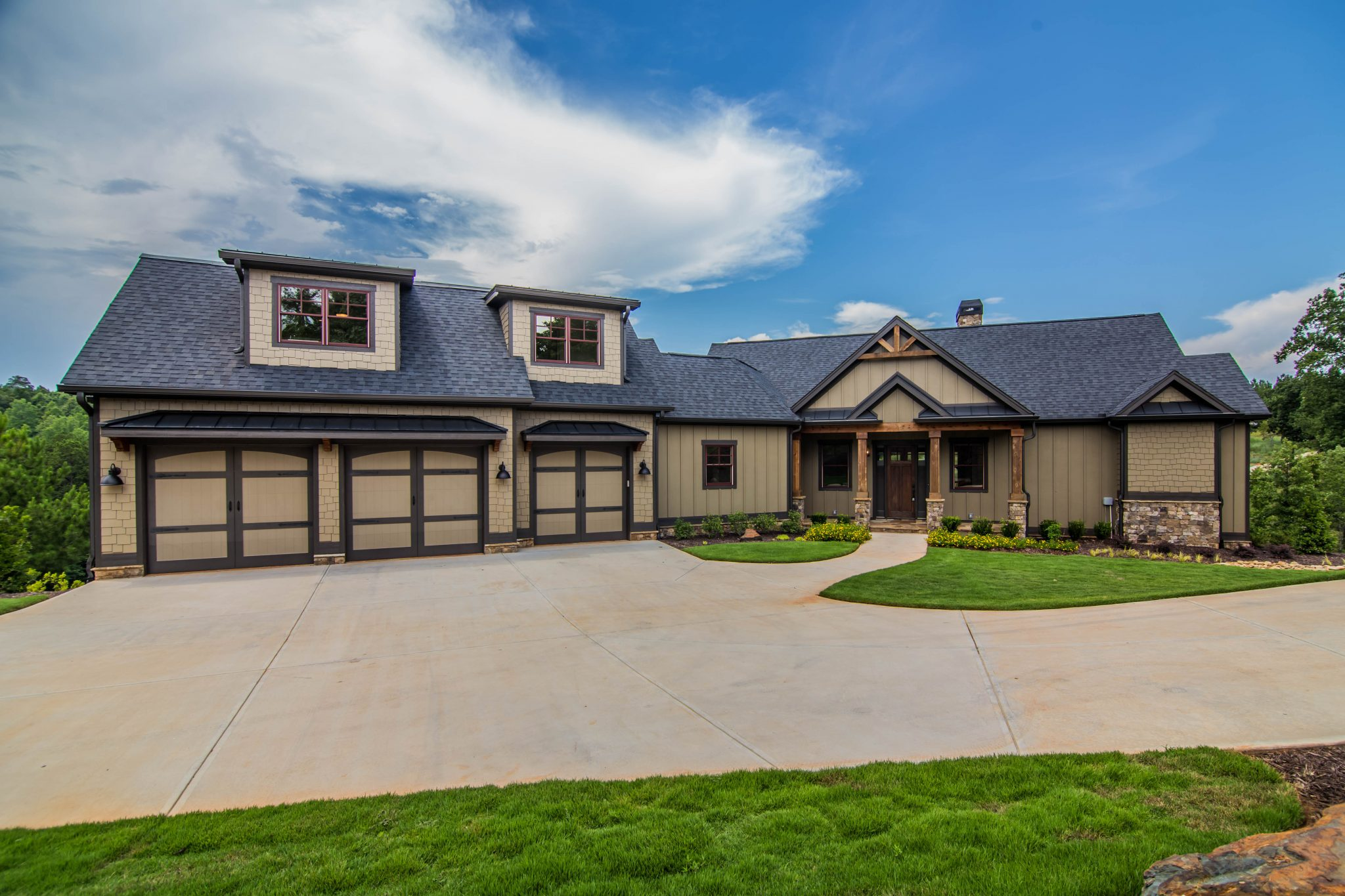 243 Edgewater Trail Currahee Home Builder S Toccoa-GA