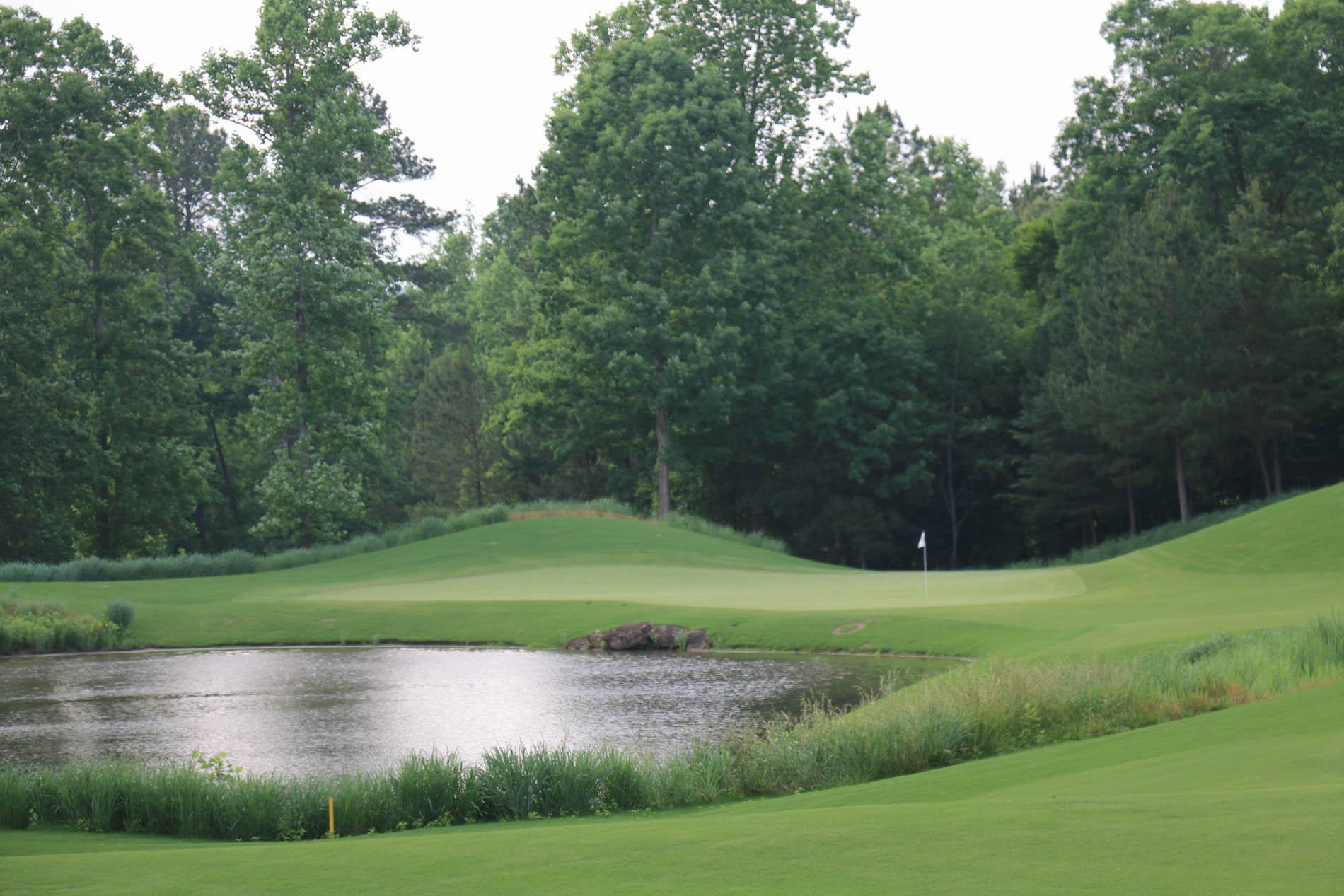 Currahee Golf Hole 7