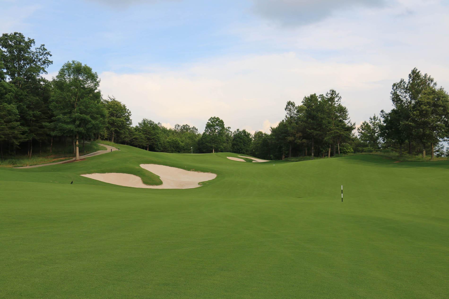 Currahee Golf Hole 8