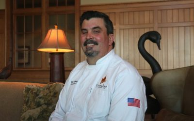 Currahee Club proudly announces the recruitment of Eric Fulkerson as Executive Chef