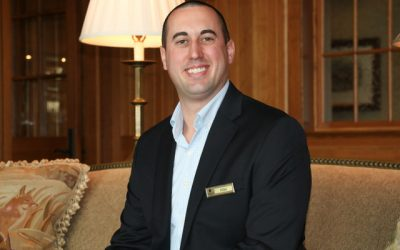 Currahee Club proudly promotes Hillel Mindlin to Food & Beverage Manager