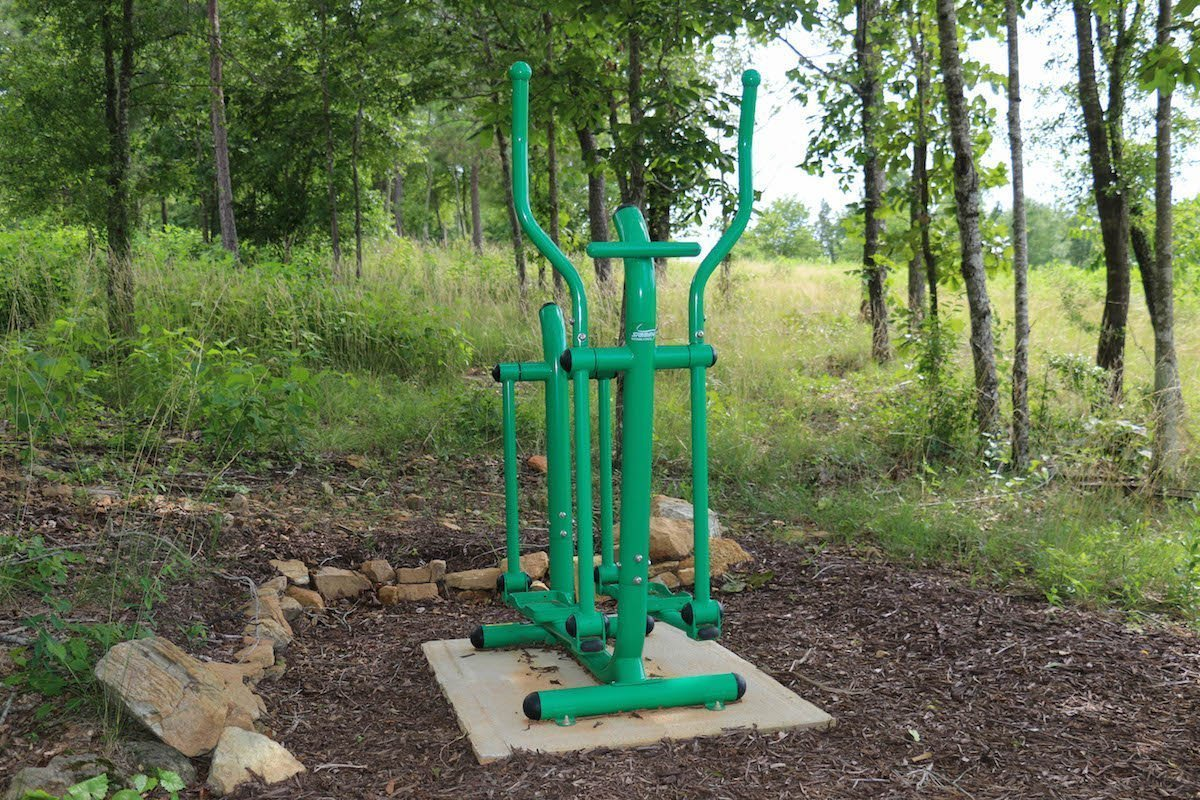 outdoor exercise station 4