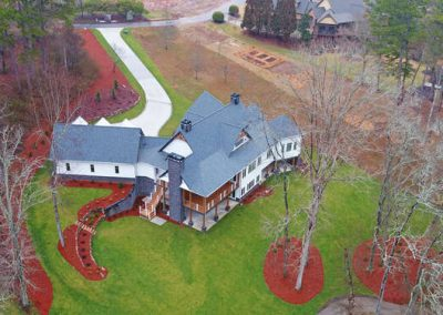 243 Edgewater Trail S Toccoa-Currahee Club Home Builder-Aerial
