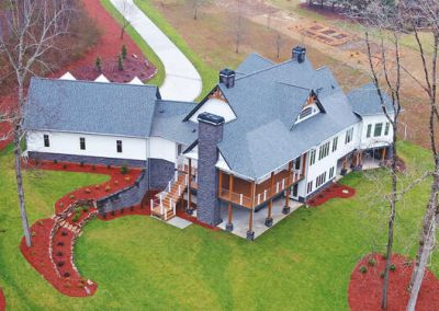 243 Edgewater Trail S Toccoa-Currahee Club Home Builders-Aerial