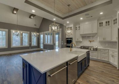 243 Edgewater Trail S Toccoa-Currahee Club Home Builders-Kitchen-