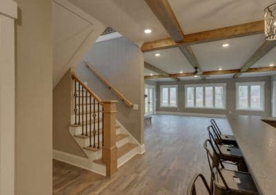243 Edgewater Trail S Toccoa-Currahee Club Preferred Builders-Terrace Level Staircase-