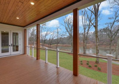 243 Edgewater Trail S Toccoa-Currahee Club Preferred Home Builders-Porch