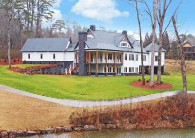 243 Edgewater Trail S Toccoa-Currahee Home Builder-Aerial