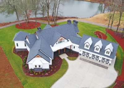 243 Edgewater Trail S Toccoa-Currahee Home Builders-Aerial