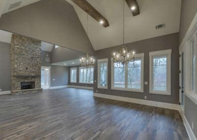243 Edgewater Trail S Toccoa-Currahee Home Builders-Dining-