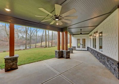 243 Edgewater Trail S Toccoa-Currahee Home Builders-Terrace Level Patio