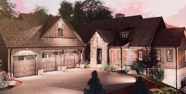 978 Edgewater Trail Currahee Soon to Be Built Home